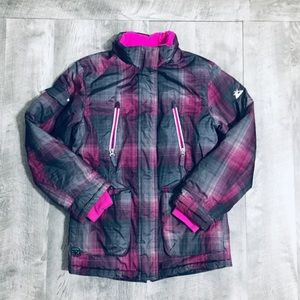 ZERO XPOSUR Weather Resistant Girls Jacket (XL)